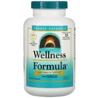 Source Naturals, Wellness Formula, Daily Immune Support