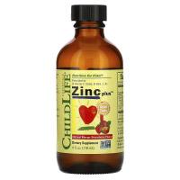 ChildLife, Essentials, Zinc Plus, Natural Mango Strawberry Flavor
