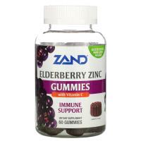 Zand, поддержка иммунитета, бузина, цинк и витамин С